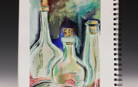 Wine Bottles and Corks