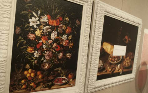Candace Hicks: Napoleon's Wallpaper at the Wright Art Gallery