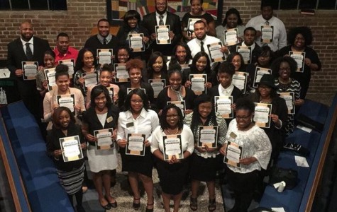 AASC's Spring Induction Ceremony