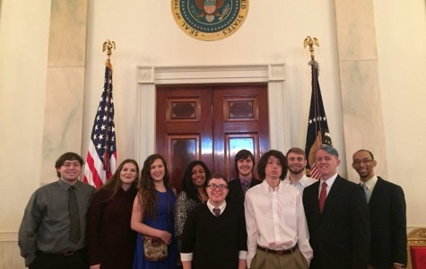 DMI Students Travel to D.C.