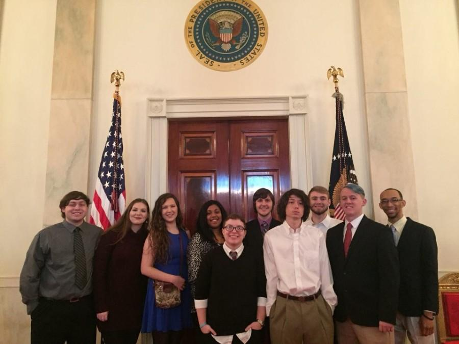 Photo of Delta Music Institute Students