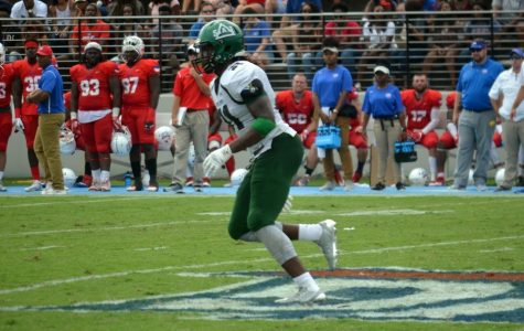 Statesmen Lose to West Georgia, 34-24