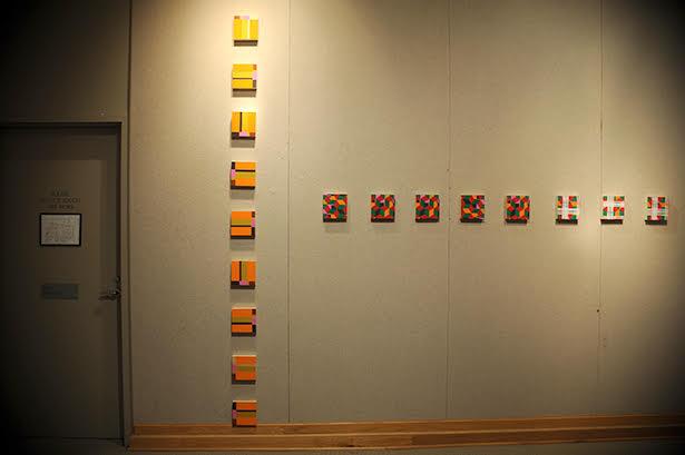 Julia Morrisroe Art Exhibit Opens