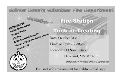 Fire Station Trick or Treat