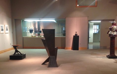 The Annual Faculty Exhibition Opens