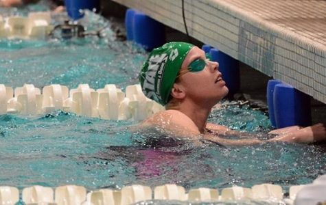 Lady Statesmen Swimmers Split