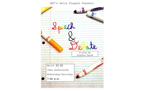 The Delta Players Present Speech and Debate