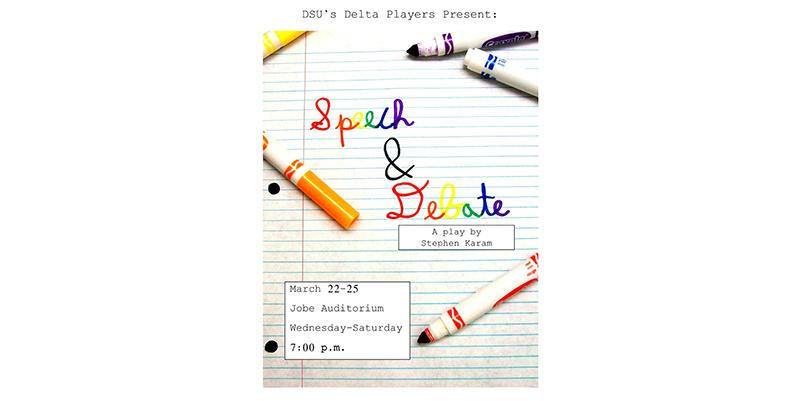 The+Delta+Players+Present+Speech+and+Debate