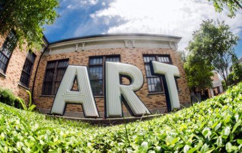 DSU Art Faculty Fills Wright Gallery