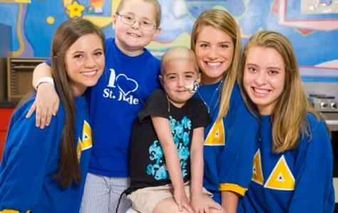 Tri Delta: St. Jude Fund Raising
