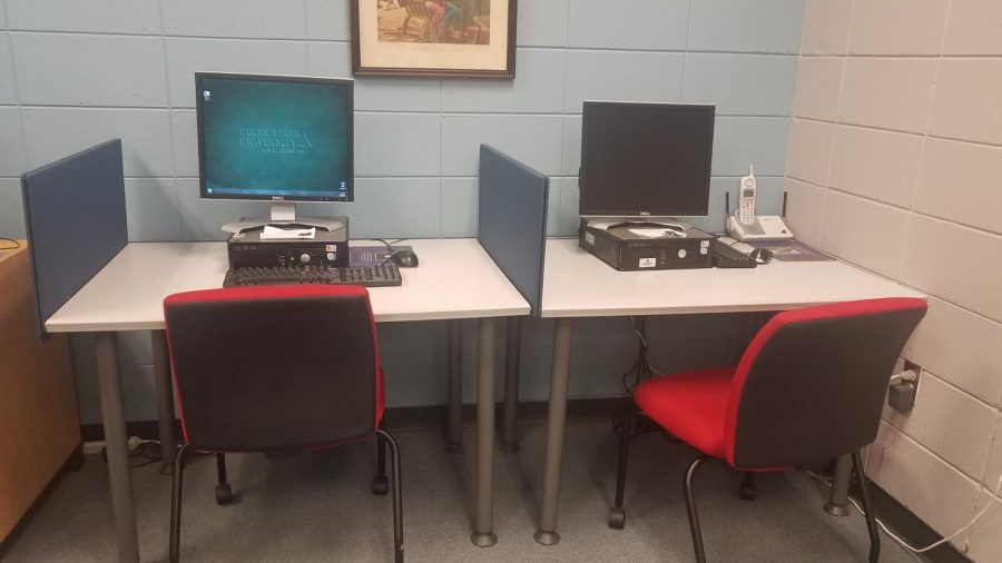 DSU Writing Center Receives New Computers