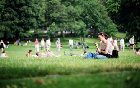 Hang Up and Hang Out Are cell phones hurting social interaction?