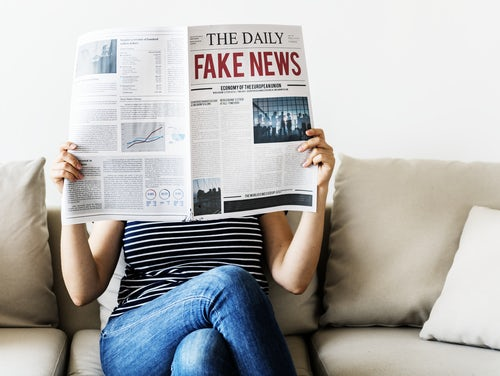 Satire: Fake News Gone Rogue