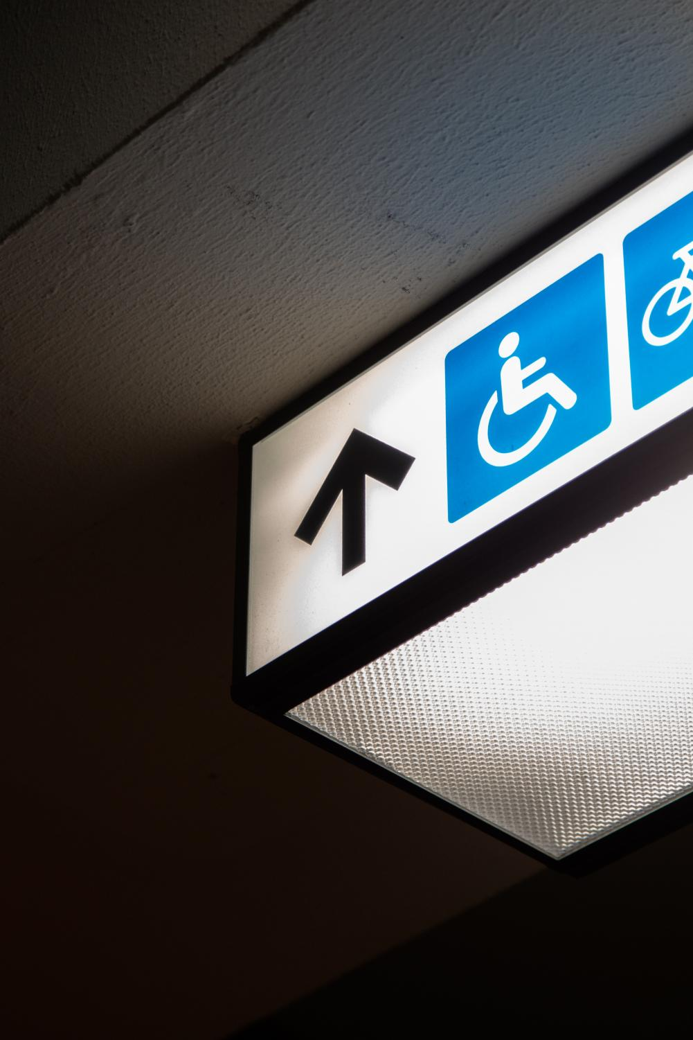Public spaces are required by law to have disability accessible entrances--but many are not as accessible as you might think.