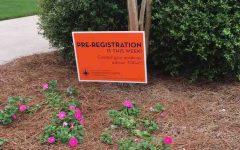 The Orange T-shirt Militia and Their Orange Signs