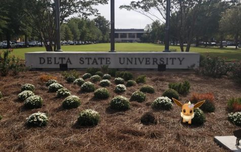 Pokemon Going Around Campus