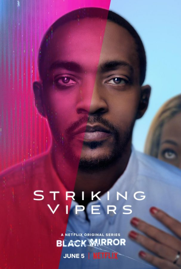 Striking+Vipers+is+Season+five%27s+first+episode+of+Black+Mirror