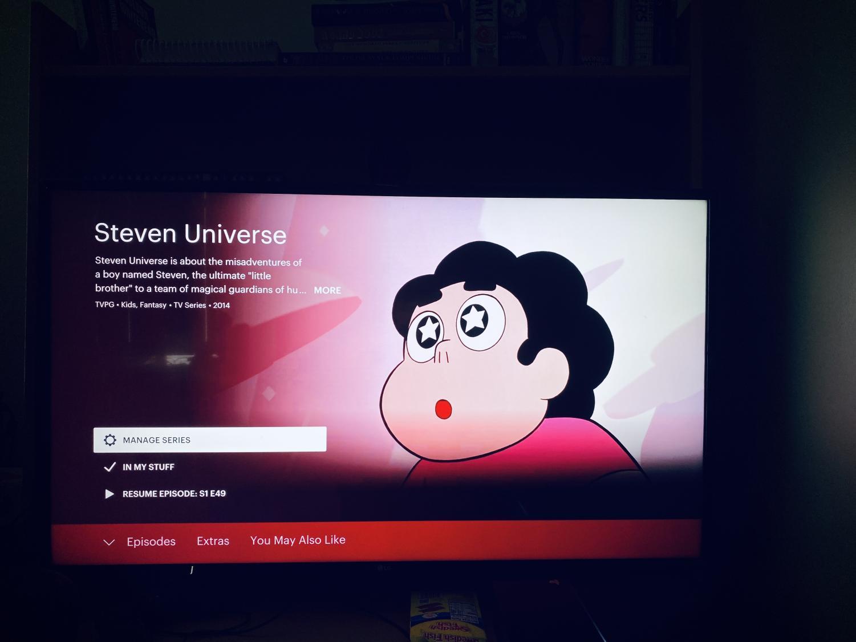 Steven Universe Last Season