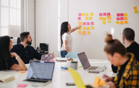 Group collaboration is key to communicating as a student body as well as agreeing on the best ways to execute event planning, budgeting and more.
