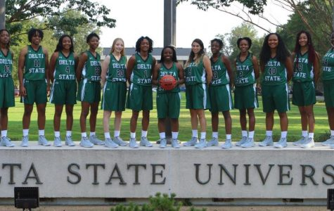 The Lady Statesmen Ballers