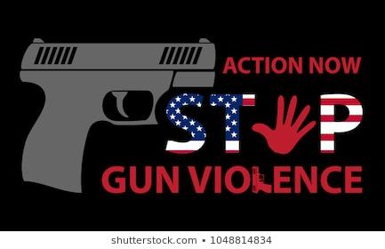 Gun Violence Logo
