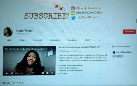This is the picture of Domo's new Youtube channel.