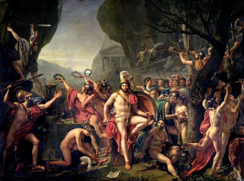 The Spartan Agoge: Investigation of Badassery